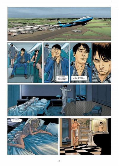 Page 6 le meilleur job du monde tome 1 - l'île Carpenter