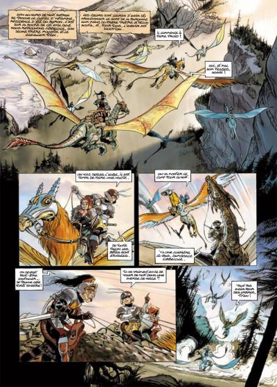Page 1 légendes de Troy - Nuit Safran T.2 - la vengeance d'Albumen