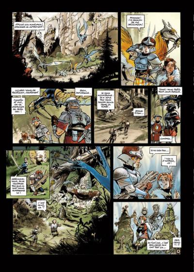 Page 2 légendes de Troy - Nuit Safran T.2 - la vengeance d'Albumen