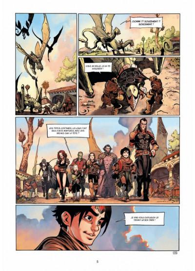 Page 3 Angor tome 4 - Vilyana