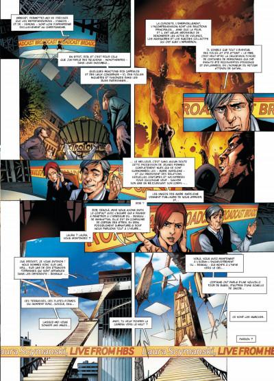 Page 3 paradis perdu - psaume 2 tome 4 - fins