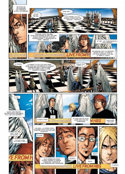 Page 4 paradis perdu - psaume 2 tome 4 - fins