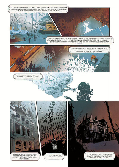 Page 5 rhapsody T.1 - après moi le déluge