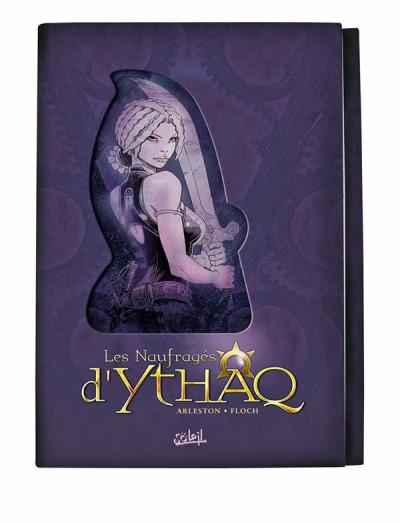 Couverture Les naufragés d'Ythaq - intégrale tomes 1 à 9