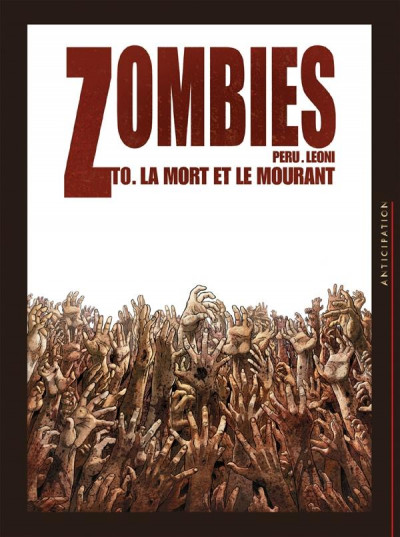 Couverture Zombies tome 0
