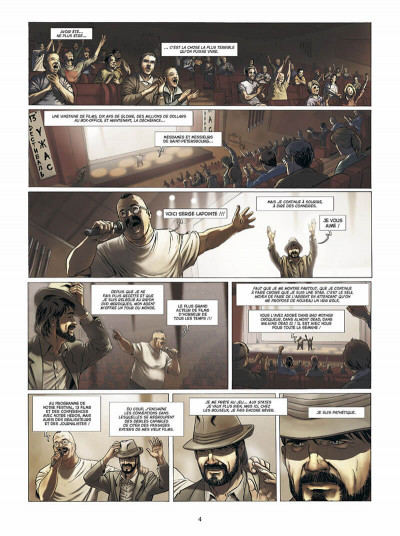 Page 5 Zombies tome 0