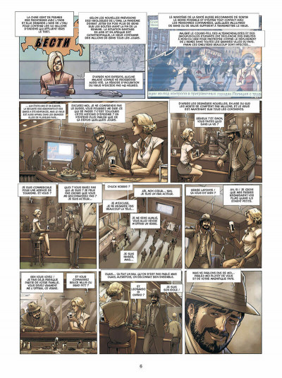 Page 7 Zombies tome 0