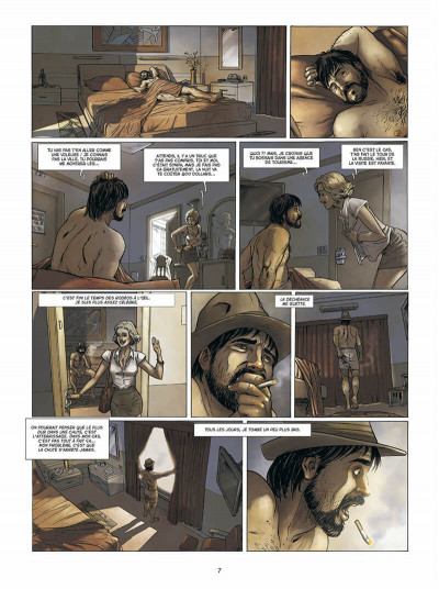 Page 8 Zombies tome 0