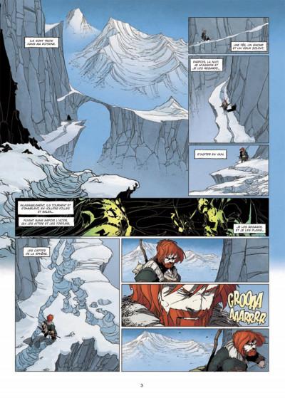 Page 1 Brögunn ; après la fin