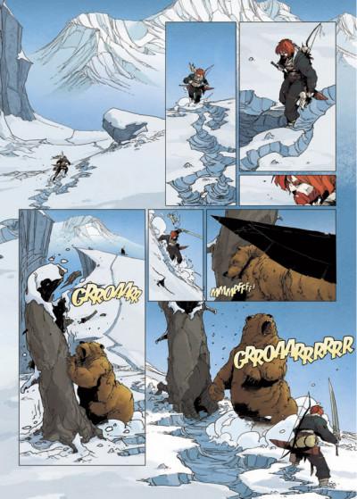 Page 2 Brögunn ; après la fin