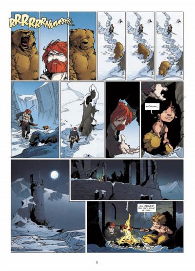 Page 3 Brögunn ; après la fin