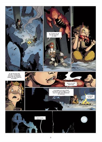 Page 4 Brögunn ; après la fin