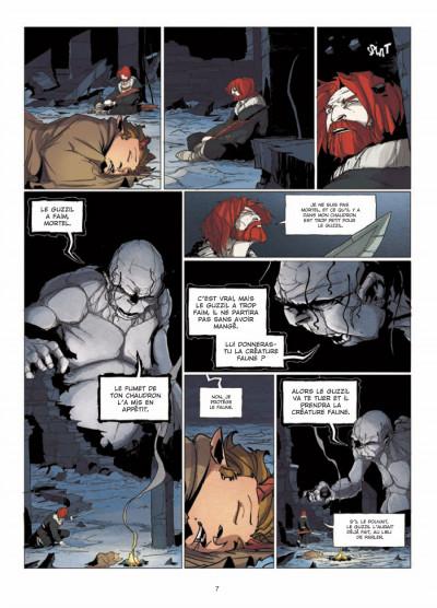 Page 5 Brögunn ; après la fin