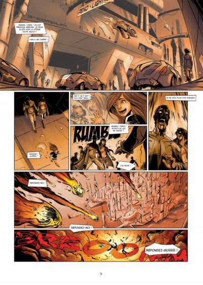 Page 1 Arkeod tome 3 - Armageddon