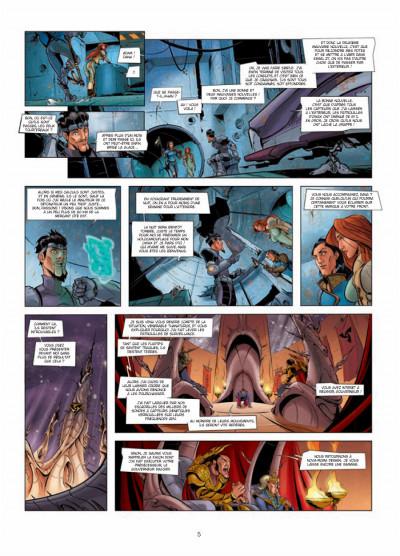 Page 3 Arkeod tome 3 - Armageddon