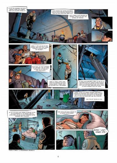 Page 4 Arkeod tome 3 - Armageddon