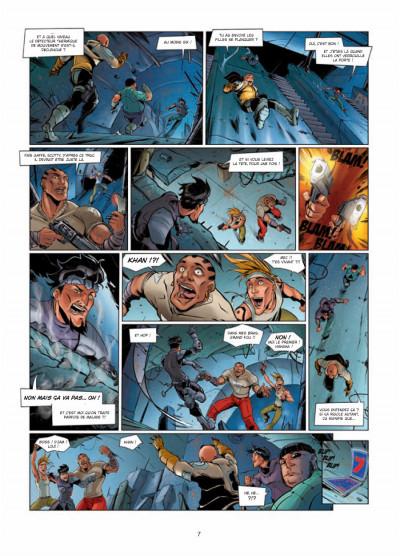 Page 5 Arkeod tome 3 - Armageddon