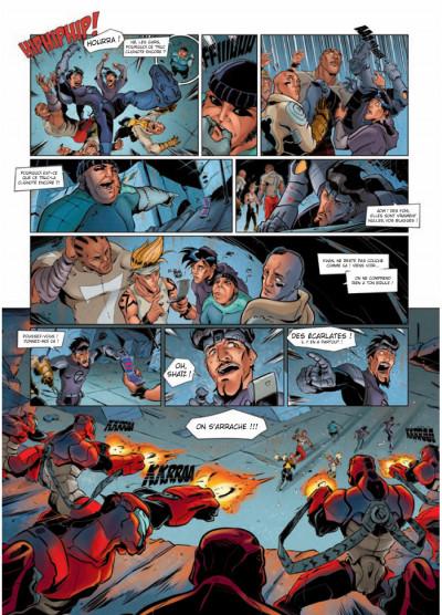 Page 6 Arkeod tome 3 - Armageddon