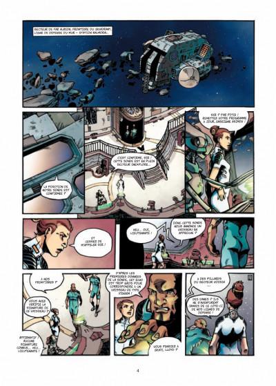 Page 2 Far Albion tome 1 - l'éveil