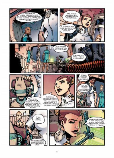 Page 3 Far Albion tome 1 - l'éveil
