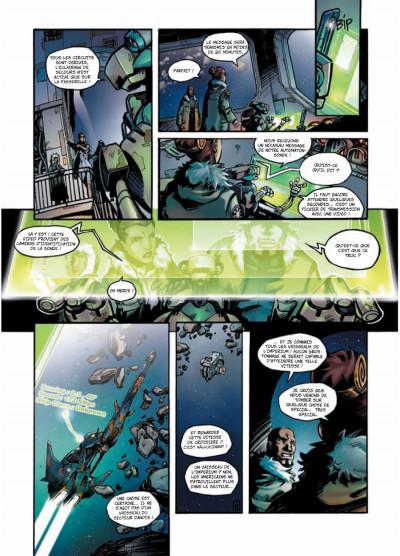 Page 4 Far Albion tome 1 - l'éveil