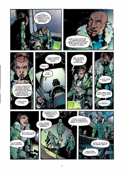Page 5 Far Albion tome 1 - l'éveil