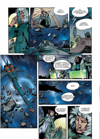 Page 7 Far Albion tome 1 - l'éveil