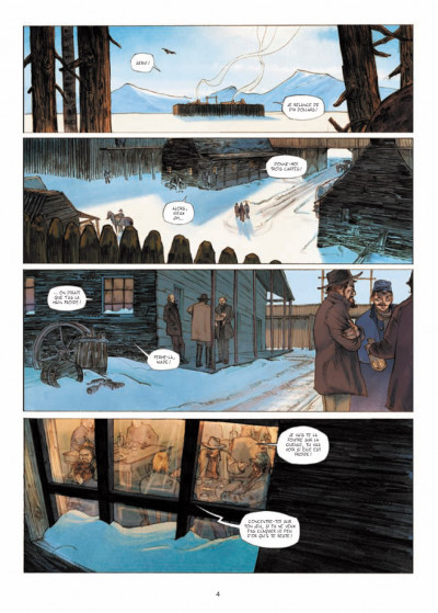 Page 2 l'ours-lune tome 1 - fort Sutter