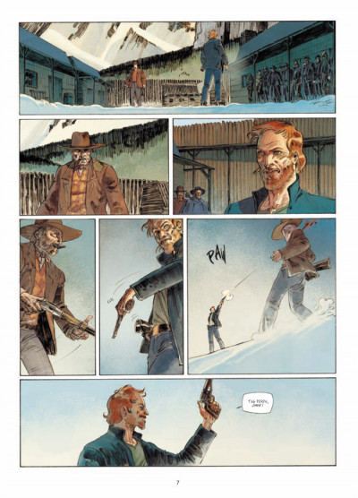 Page 5 l'ours-lune tome 1 - fort Sutter