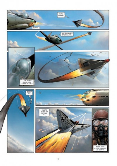 Page 3 Wunderwaffen tome 1