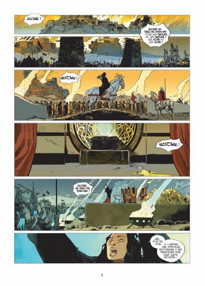 Page 1 le livre de Skell tome 1 - chant