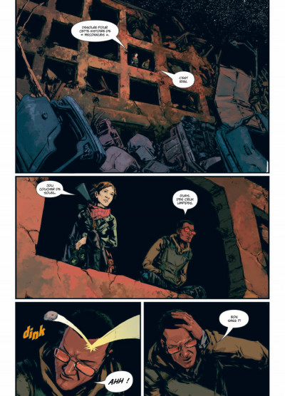 Page 2 Terminator tome 1 - 2029