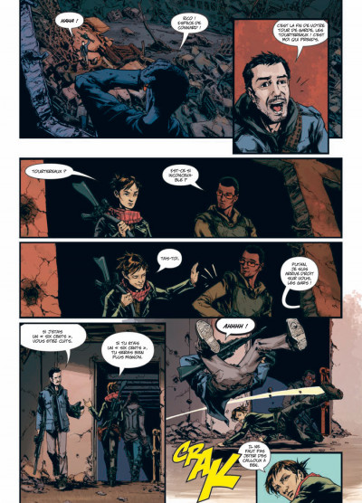 Page 3 Terminator tome 1 - 2029