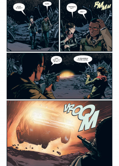Page 4 Terminator tome 1 - 2029
