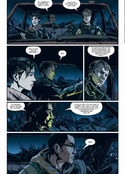 Page 6 Terminator tome 1 - 2029