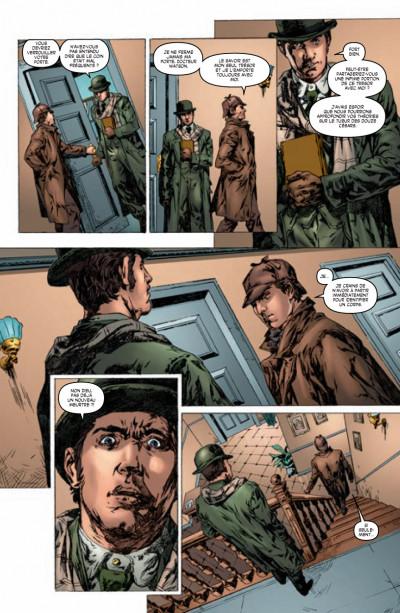 Page 2 Sherlock Holmes - les origines tome 2