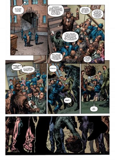 Page 4 Sherlock Holmes - les origines tome 2