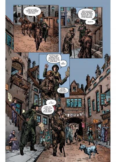Page 6 Sherlock Holmes - les origines tome 2