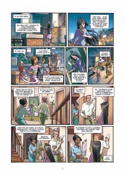 Page 3 galope comme le vent tome 2 - un choix difficile