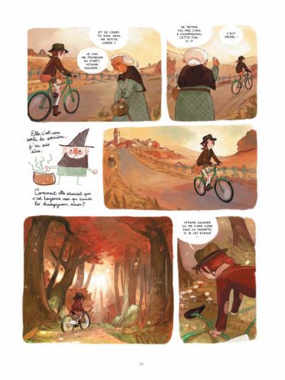 Page 0 Les carnets de Cerise tome 1