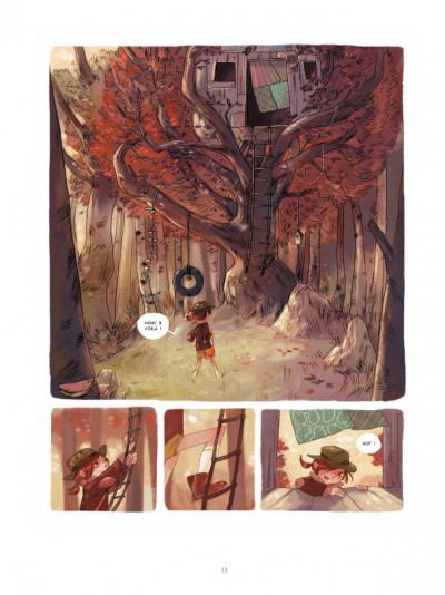 Page 1 Les carnets de Cerise tome 1