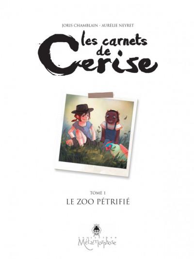 Page 2 Les carnets de Cerise tome 1