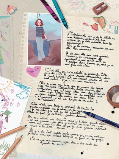 Page 4 Les carnets de Cerise tome 1