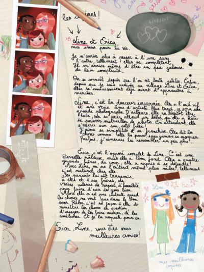 Page 5 Les carnets de Cerise tome 1