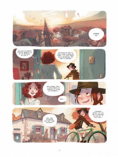 Page 7 Les carnets de Cerise tome 1