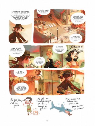 Page 8 Les carnets de Cerise tome 1