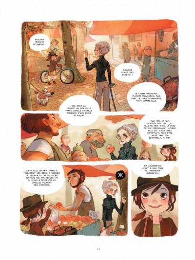 Page 9 Les carnets de Cerise tome 1