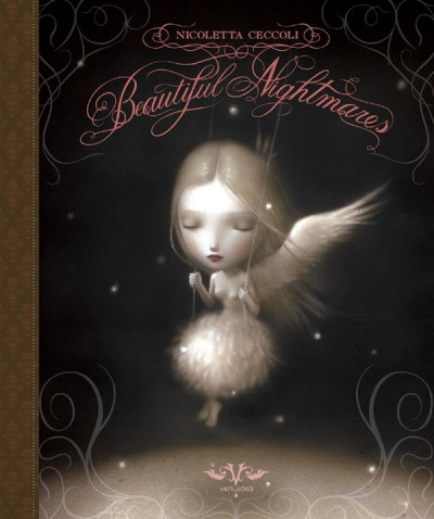 Couverture beautiful nightmares (édition 2011)