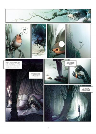 Page 1 end tome 1 - édition spéciale