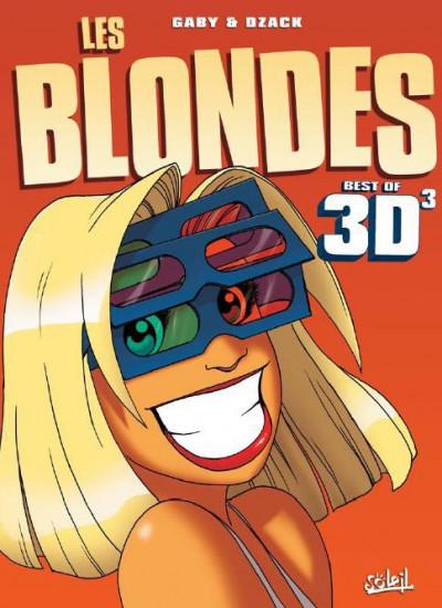image de les blondes en 3D tome 3